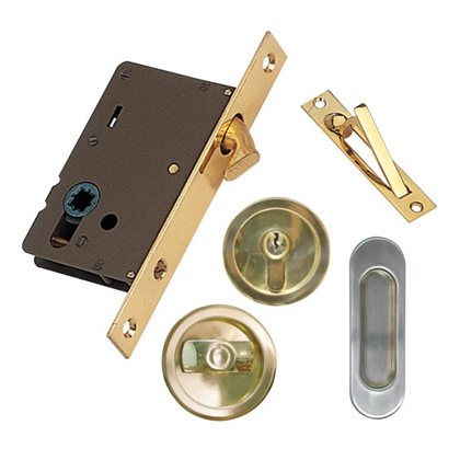 Pocket Door Locks & Handles