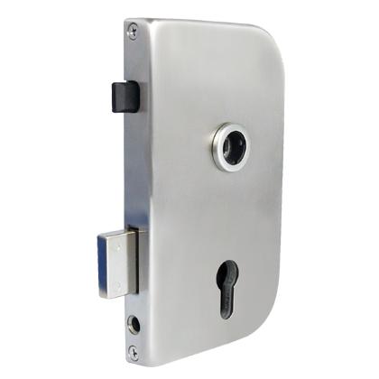 Lk 255 Series Glass Door Magnetic Lockstempered Glass Door System