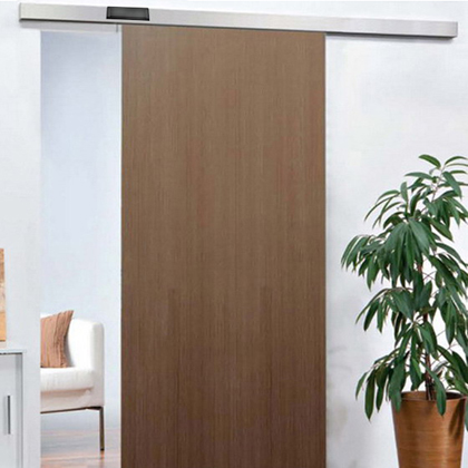 Formosa i wooden door series-Automatic sliding door system