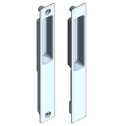 A 10 Aluminum Sliding Door Lock, 10 Patio Door