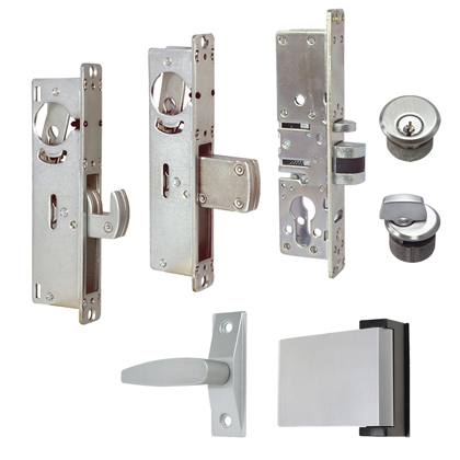 Security Locking Door Hardware
